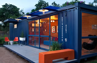 What's Container House ??